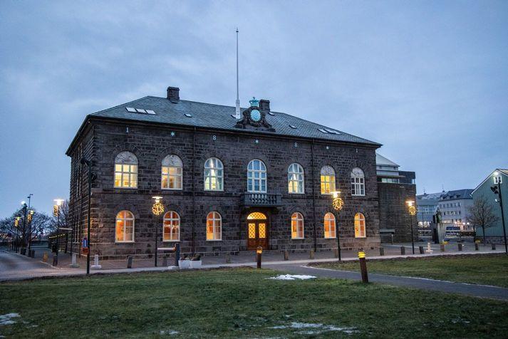Stuðningur við ríkisstjórnina mældist 50 prósent.