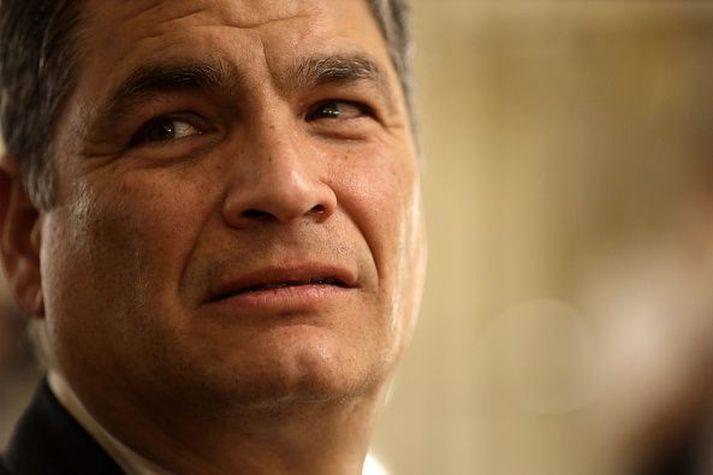 Correa hefur verið dæmdur í átta ára fangelsi.