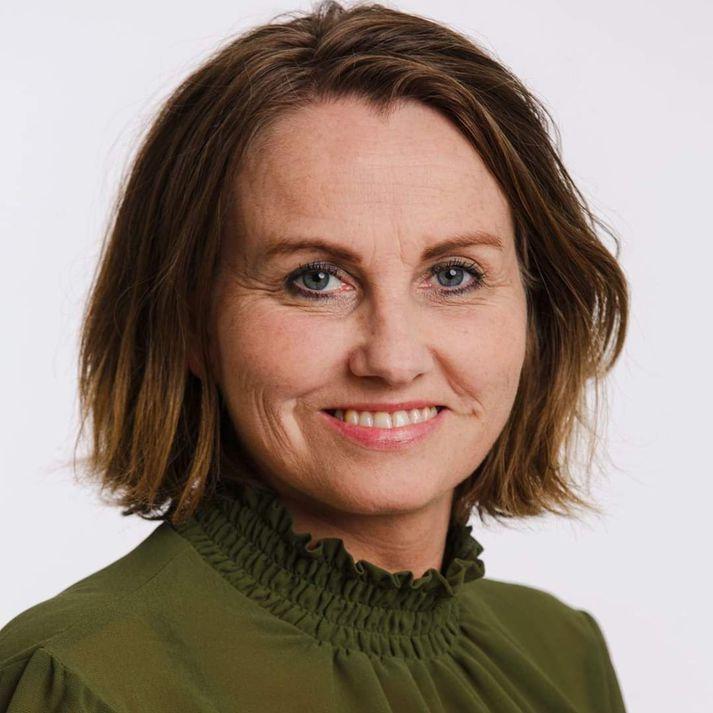 Sonja Magnúsdóttir er talmeinafræðingur.