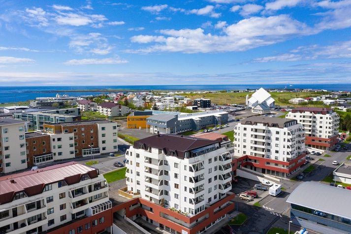 Hækkun á fráveitugjöldum í fjölbýli var mest á Seltjarnarnesi.