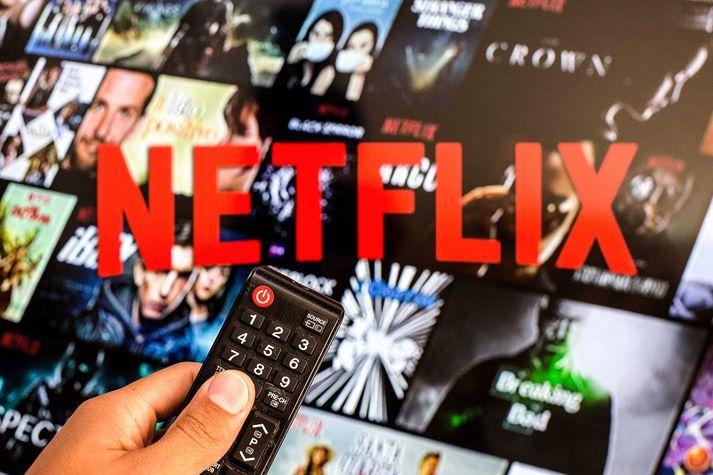 Netflix hyggst krefja allt starfsfólk sem starfar innan svæðis A að undirgangast bólusetningu við Covid-19.