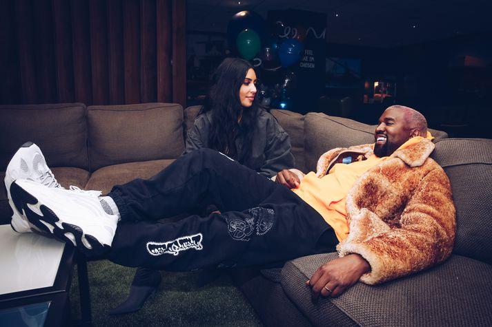 Á síðustu árum hefur fjölgað mjög í hópnum og er Kardashian-West fjölskyldan orðin sex manna fjölskylda.