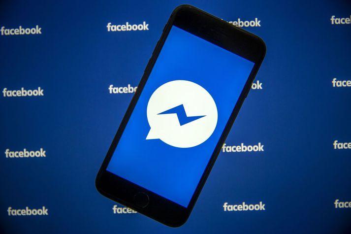 Facebook Messenger er samskiptaforrit samfélagsmiðlarisans Facebook.