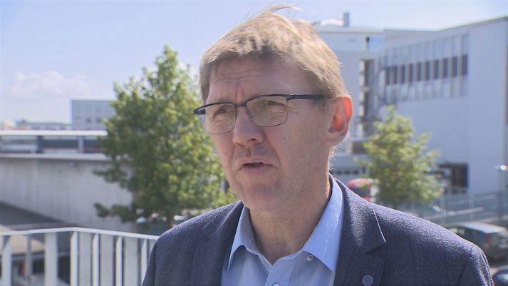 Ásgeir Margeirsson er fráfarandi forstjóri HS Orku og stjórnarformaður Vesturverks, sem áformar Hvalárvirkjun.