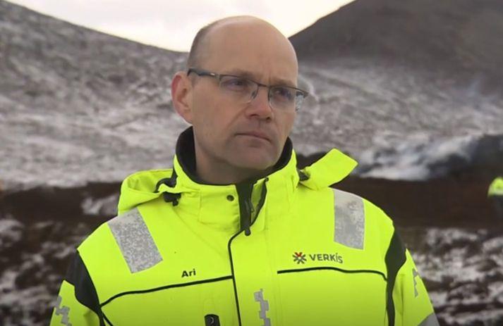 Ari Guðmundsson, verkfræðingur hjá Verkís.