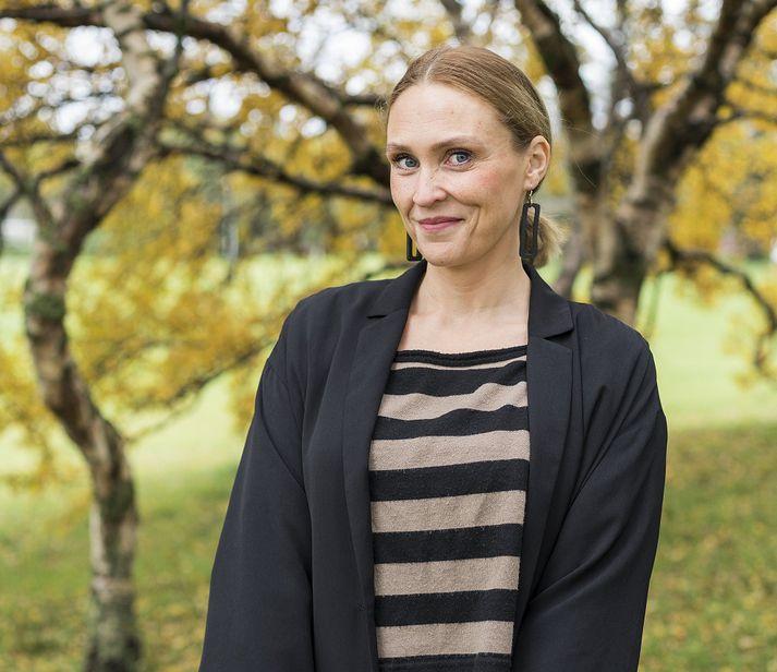 Hildur Vala Einarsdóttir.