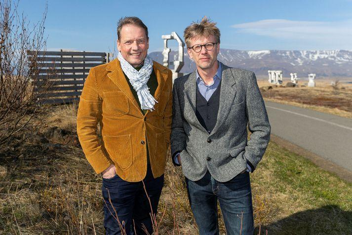 Dr. Haukur Ingi Jónason og Dr. Helgi Þór Ingason segja að eitt mikilvægasta atriði góðra leiðtoga sé að kunna að hlusta.
