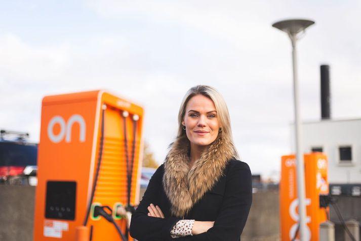 Silja Mist Sigurkarlsdóttir, nýráðinn markaðsstjóri ON.