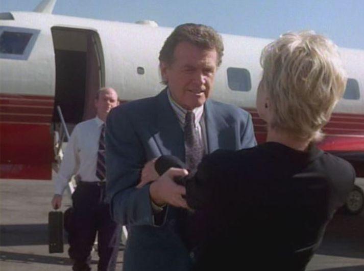 John Reilly fór með hlutverk Bill Taylor, föður Kelly Taylor, í þáttunum Beverly Hills 90210.