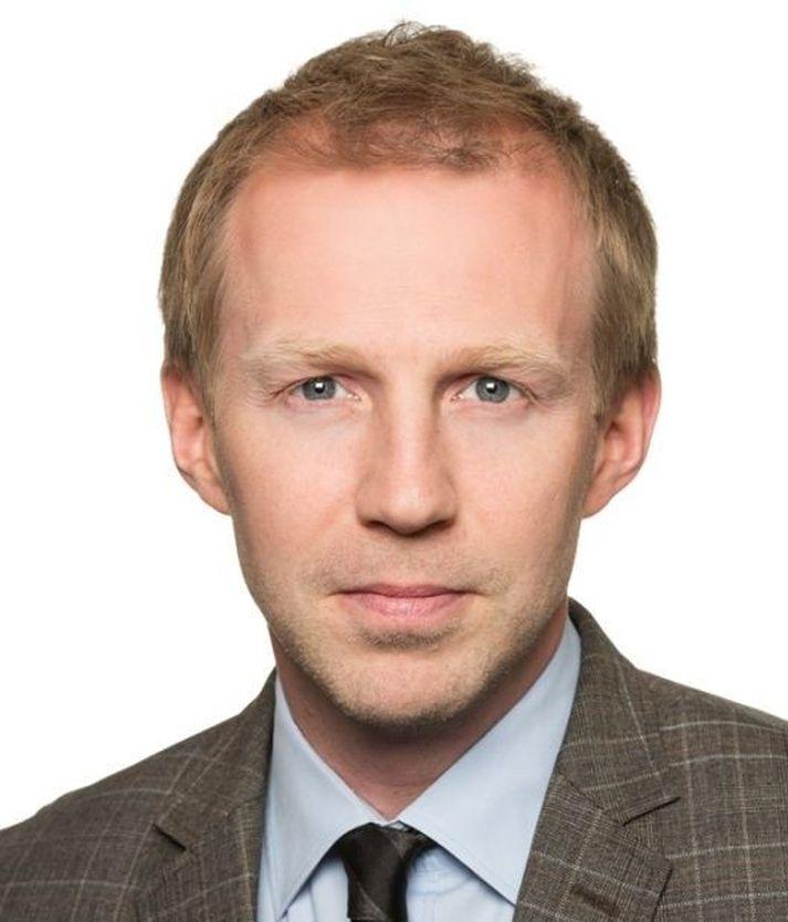 Benedikt Gíslason.