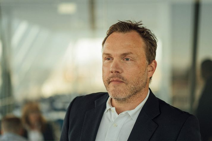 Ingi Jóhann Guðmundsson, framkvæmdastjóri Gjögurs