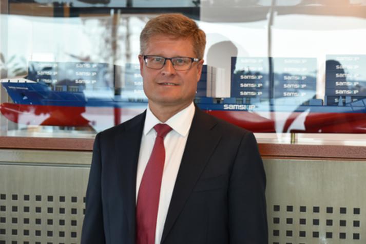 Kari-Pekka Laaksonen tekur við starfi um næstu mánaðamót.