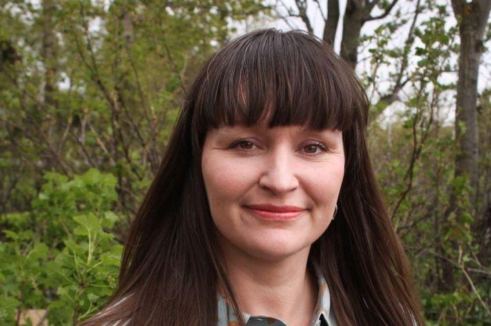 Hólmfríður Helga Sigurðardóttir.