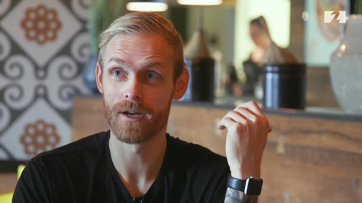 Björgvin Páll fer um víðan völl í nýrri bók Án Filters.