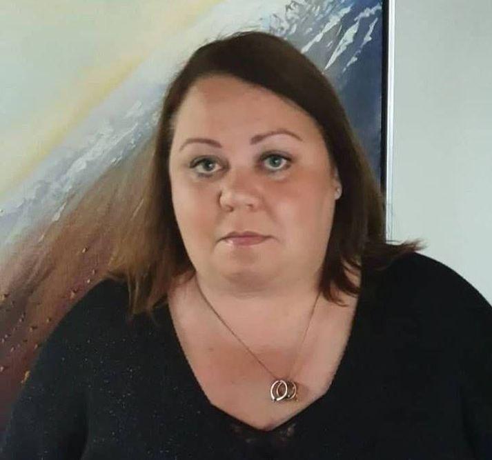 Þórunn Anna Árnadóttir.