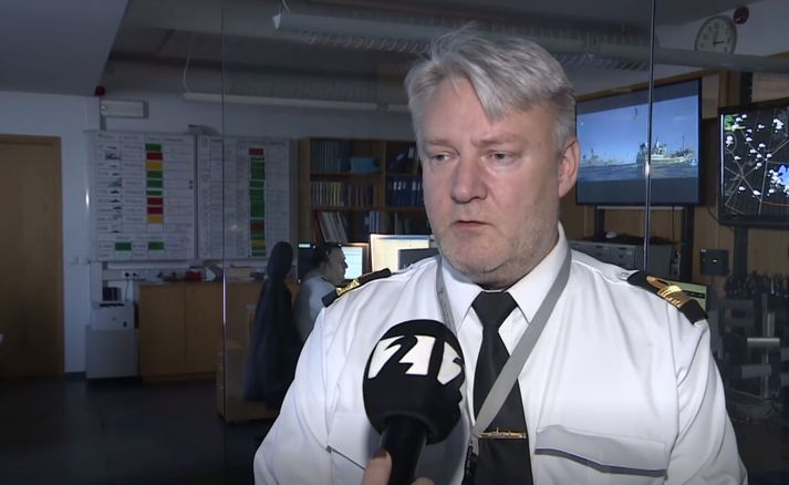 Ásgrímur L. Ásgrímsson, framkvæmdastjóri aðgerðasviðs Landhelgisgæslunnar.