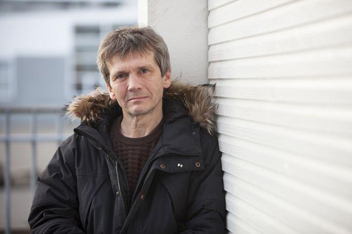 Hrafn Jökulsson er ánægður með að lögheimilisskráning hans í Árneshrepp standi.