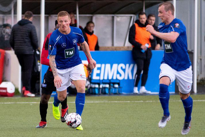 Guðjón Baldvinsson.