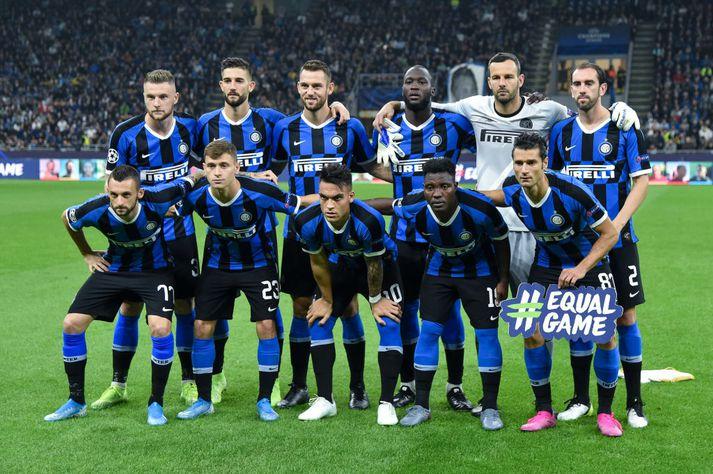 Inter Milan í beinni í dag.
