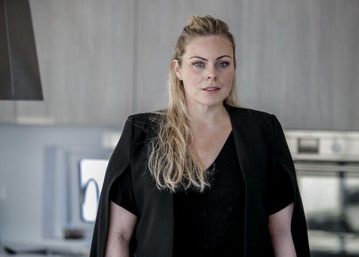 Salóme Guðmundsdóttir framkvæmdastjóri Icelandic Startups.