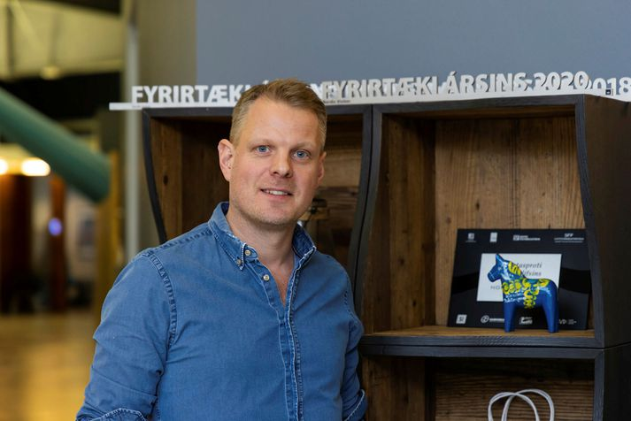 Ásberg Jónsson framkvæmdastjóri Nordic Visitor.