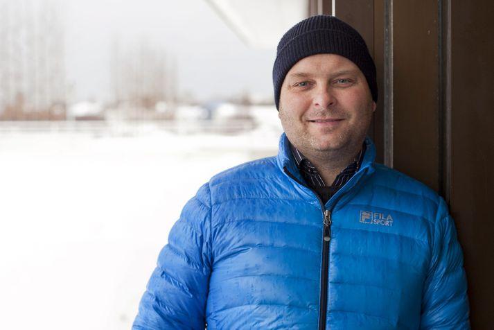 Adolf Ingi Erlingsson segir klósettleysi á Norðurlandi óásættanlegt.