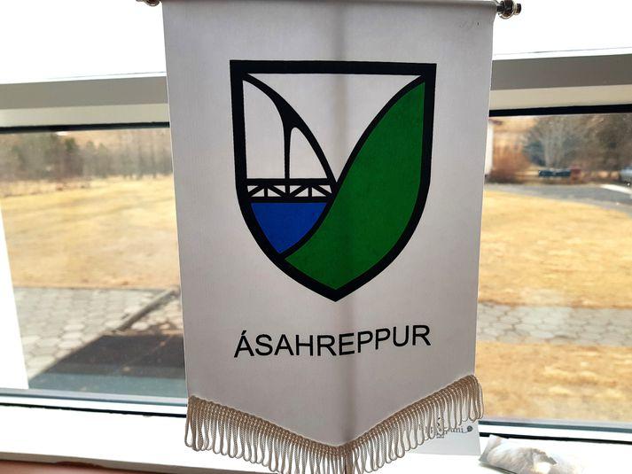 Ásahreppur er eitt af sveitarfélögunum, sem taka þátt í sameiningaviðræðunum.
