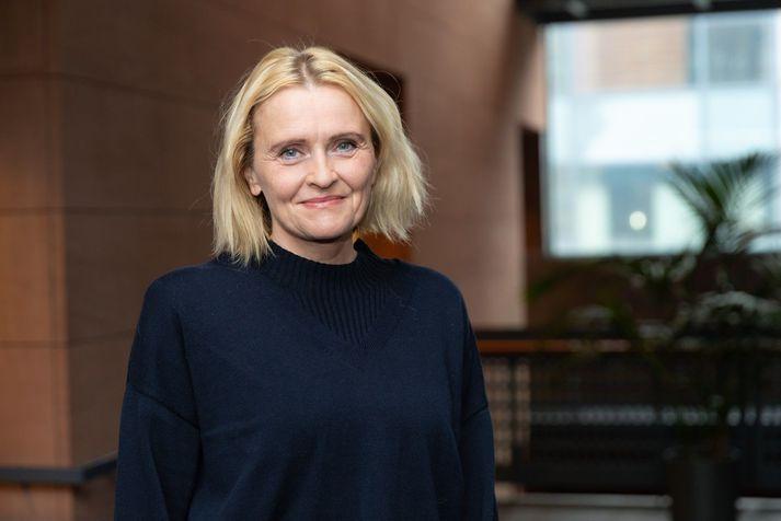 Heiða Björg Hilmisdóttir tók sæti í borgarstjórn Reykjavíkur árið 2015 og var kjörin varaformaður Samfylkingarinnar árið 2017.