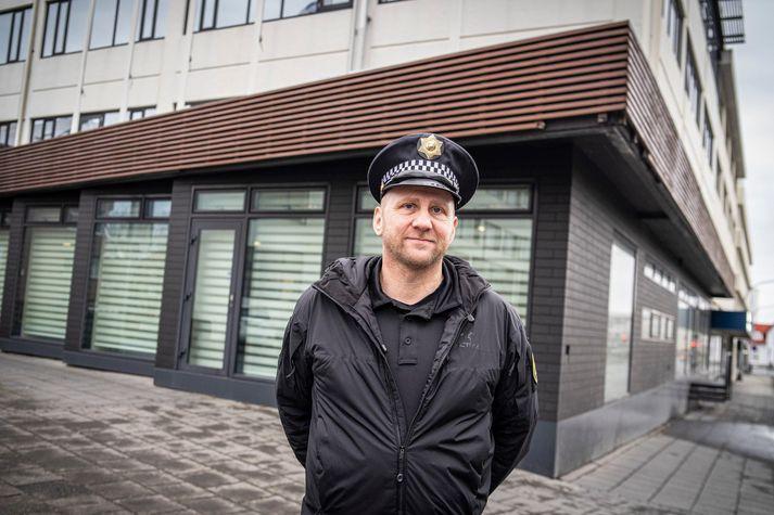 Fjölnir Sæmundsson er formaður Landssambands lögreglumanna.