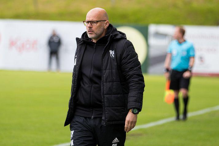 Ólafur Kristjánsson, þjálfari FH.