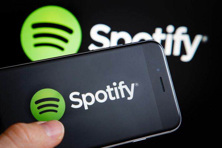 Spotify var stofnað í Svíþjóð árið 2008 og hefur fjöldi notenda stækkað hratt síðan.