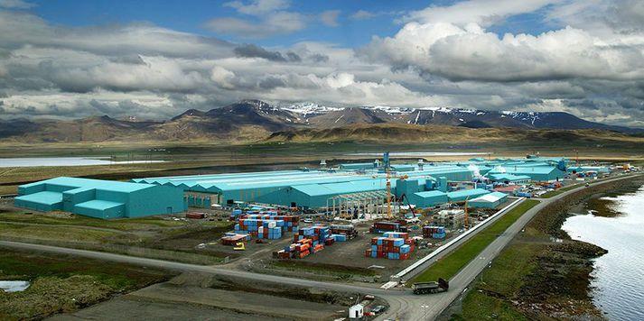 Ráðist verður í fimmtán milljarða króna framkvæmdir á Grundartanga árið 2024.