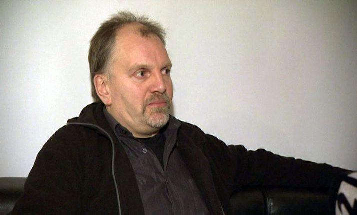 Mikael Tryggvason er bróðir Péturs Tryggvasonar sem fórst er hann var á heimleið með sjúkraflugvélinni TF-MYX.