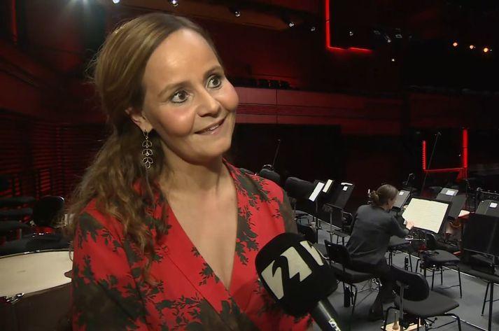 Lára Sóley Jóhannsdóttir, framkvæmdastjóri Sinfóníuhljómsveitar Íslands