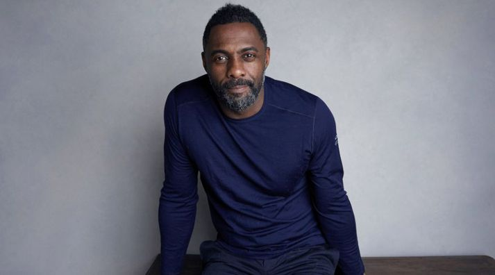 Idris Elba þykir mjög svo fallegur.