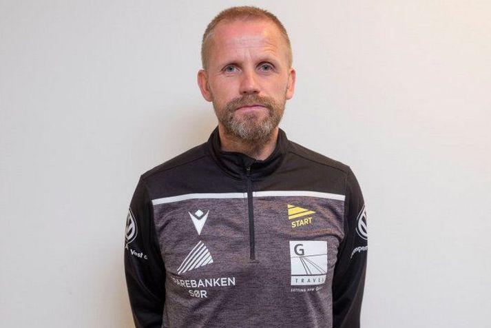 Jóhannes Harðarson hefur stýrt sínum síðasta leik hjá Start.