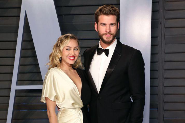 Hjónaband Cyrus og Hemsworth var ekki langlíft.