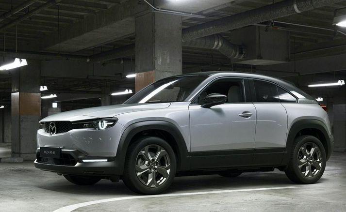 Mazda-MX30