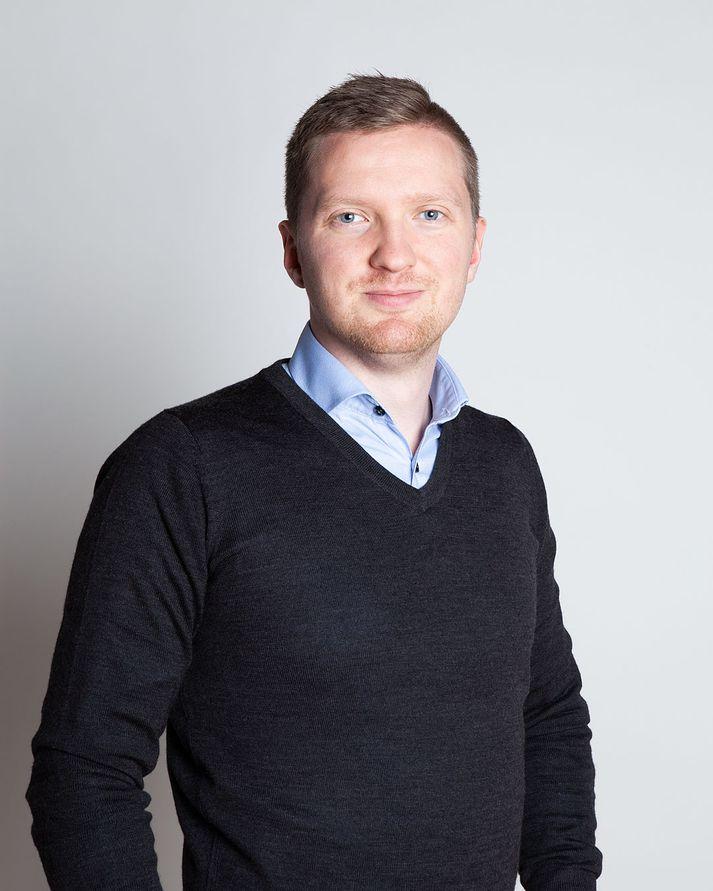 Friðrik Gunnar Kristjánsson