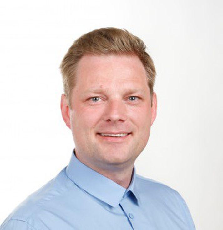 Finnur Yngvi Kristinsson.