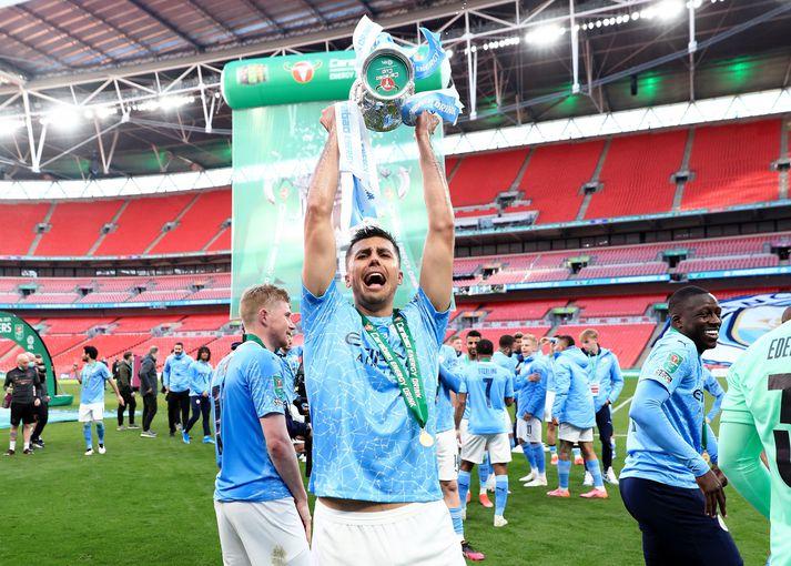 Manchester City er ríkjandi deildarbikarmeistari.