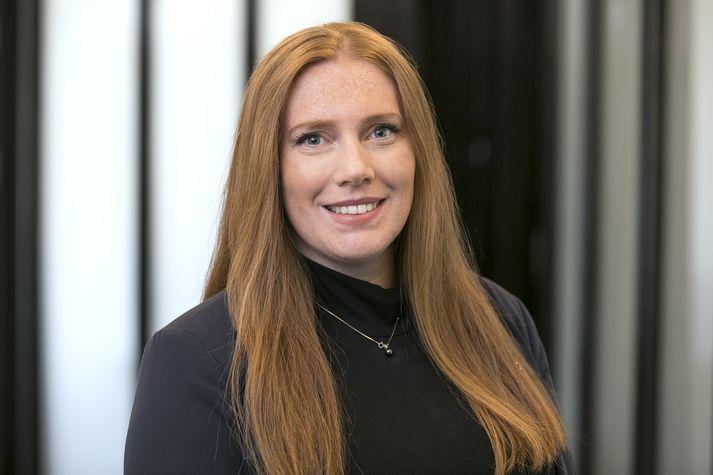 Sandra Mjöll Jónsdóttir er vörustjóri hjá Florealis og doktor í líf- og læknavísindum.