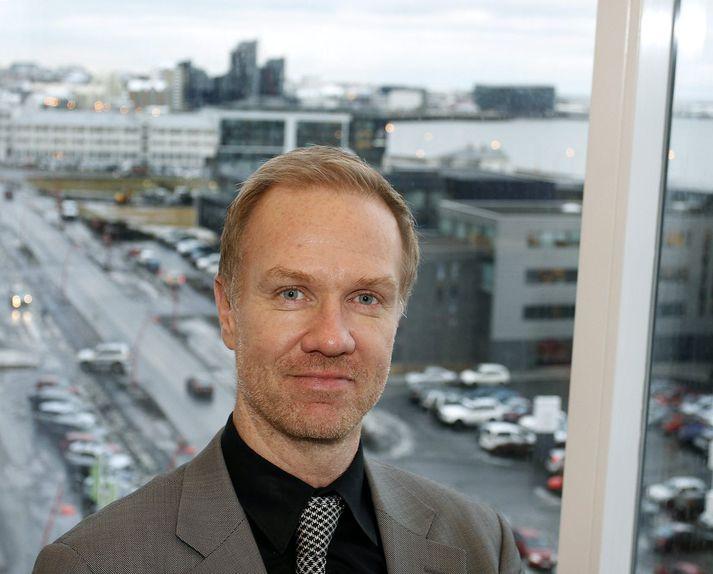 Einar Örn Ólafsson.