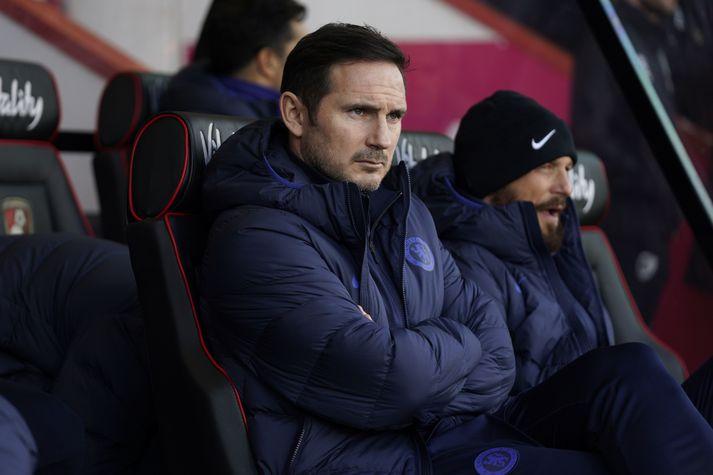 Lampard vill styrkja varnarleikinn.