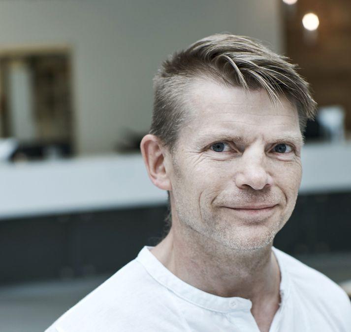 Halldór Guðfinnur Svavarsson.