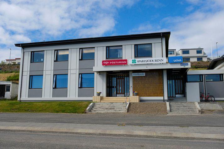 Sparisjóður Strandamanna á Hólmavík