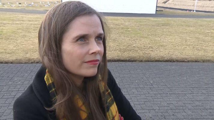 Forsætisráðherra hefur fulla trú á að Þórdís Kolbrún Reykfjörð Gylfadóttir, nýskipaður dómsmálaráðherra, muni standa sig vel í embættinu.