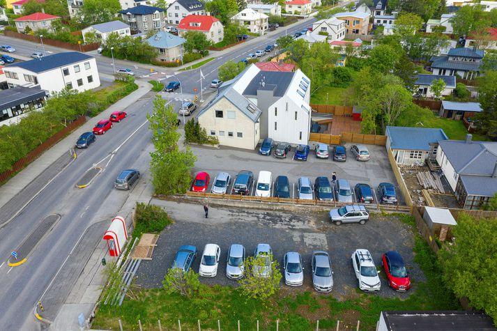Langholtshverfi í Reykjavík.