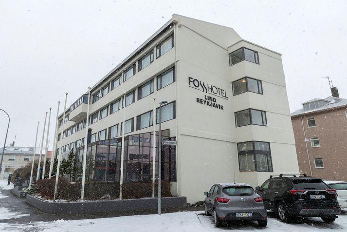 Sóttvarnarhúsið stendur við Rauðarárstíg.