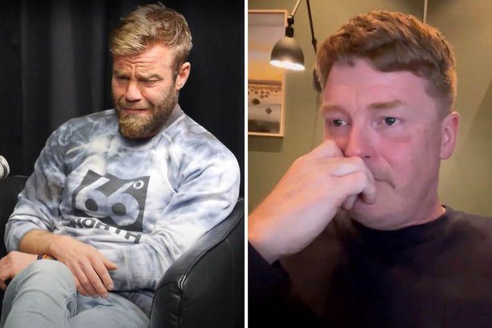 Sigmar Vilhjálmsson segir að enginn geti sett sig í spor Sölva Tryggvasonar þessa stundina.